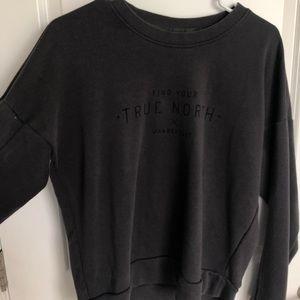 adidas gray sweatshirt